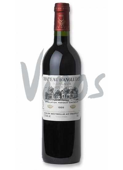 Вино Chateau d'Angludet. Cru Bourgeois. Exceptionnel Margaux AOC -