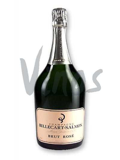 Шампанское Billecart-Salmon Brut Rose -