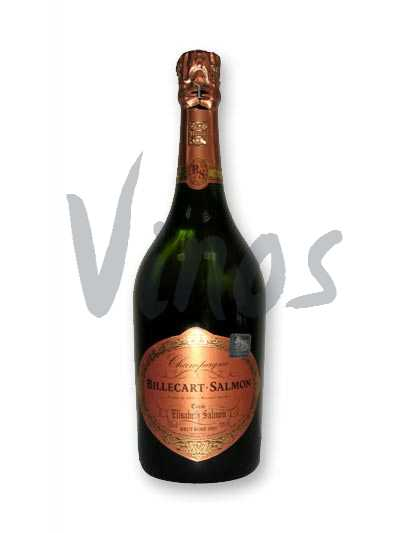 Шампанское Billecart-Salmon Cuvee Elizabeth Salmon -