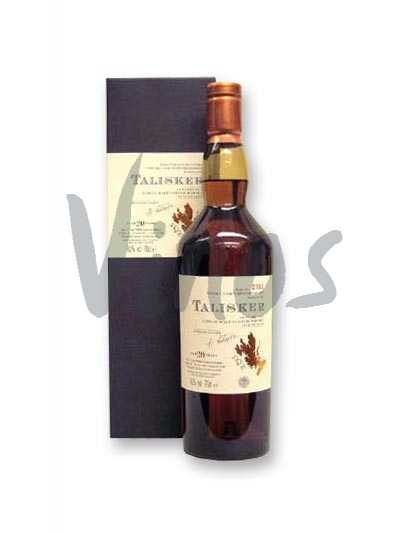 Виски Talisker 1981 Single Malt -