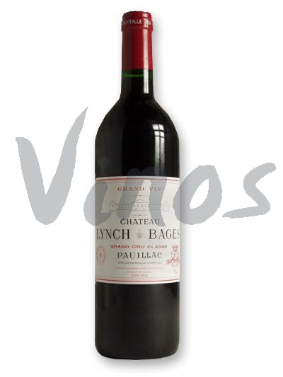Вино Chateau Lynch Bages 5-me Grand Cru -