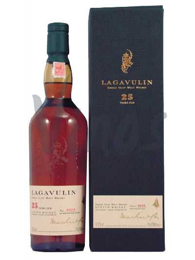 Виски Lagavulin Special Edition Single Malt -